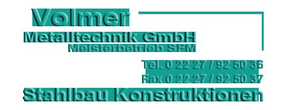 Treppengeländer Wesseling | Volmer Metalltechnik