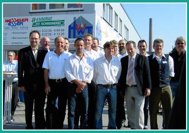 Schlosserei Wesseling | Handwerker Team Wesseling